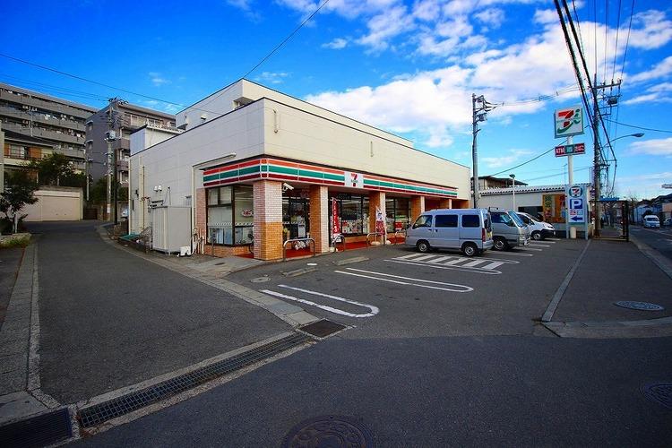 セブン‐イレブン 川崎菅生2丁目店 150m