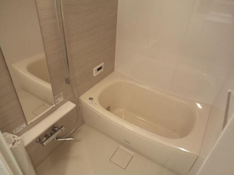 ピカピカお風呂は一日の疲れを癒すくつろぎの空間です!