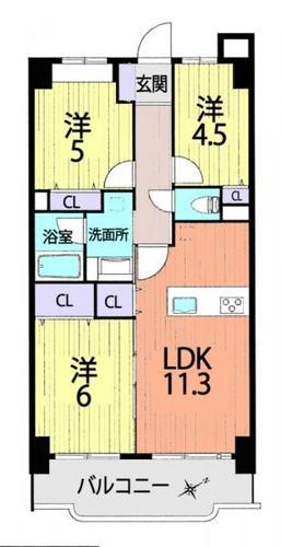 ライオンズマンション越谷南の画像