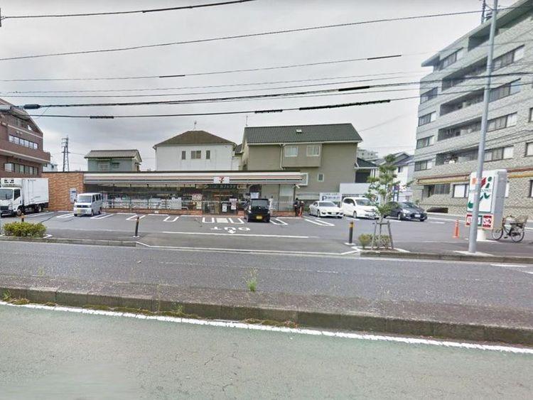 セブンイレブン横浜港南台9丁目店 徒歩5分 400m