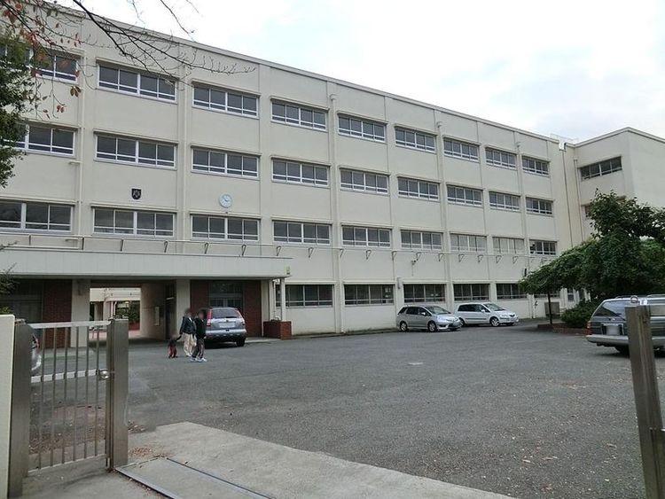 横浜市立港南台第一中学校 徒歩15分 1200m