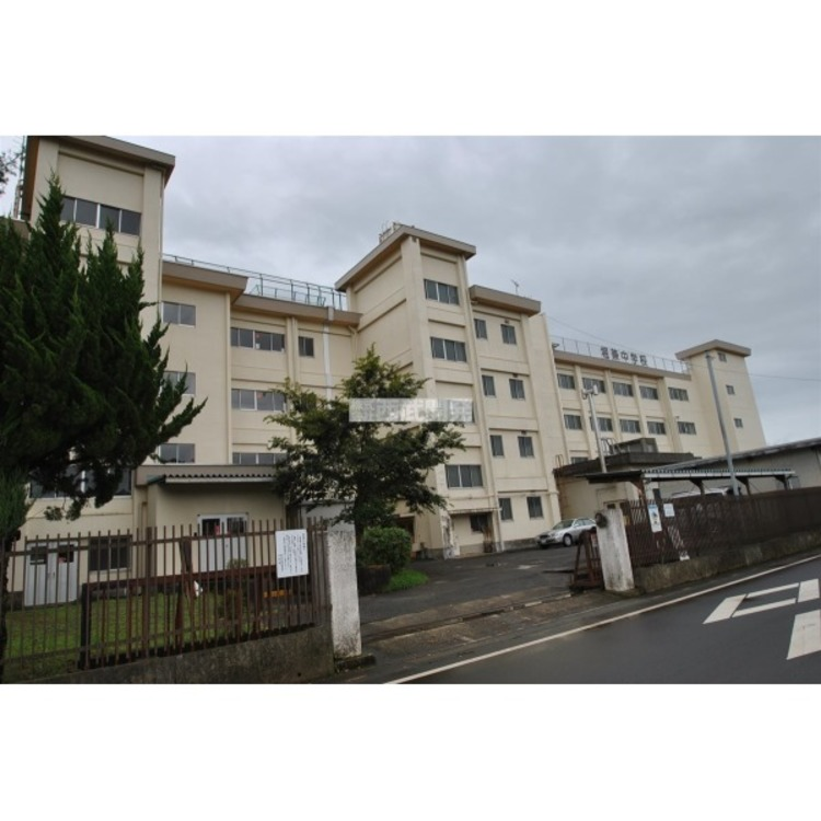堀兼中学校(約2300m)