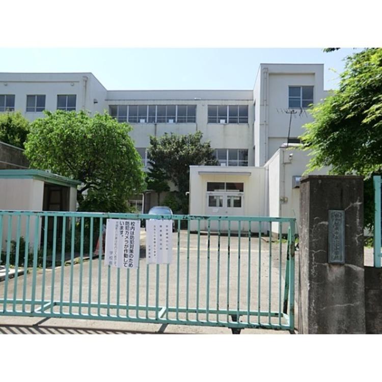 東久留米市立小山小学校(約650m)