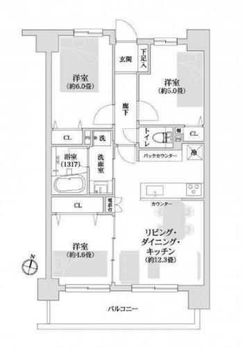グランシティ川崎の画像