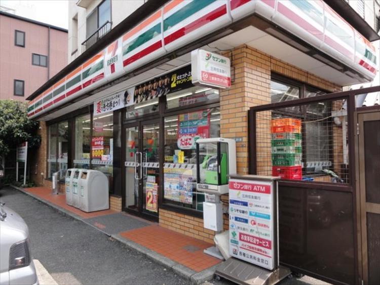 セブン-イレブン世田谷三軒茶屋2丁目店まで190m。24時間営業しているコンビニは、深夜のお買い物にも最適です。