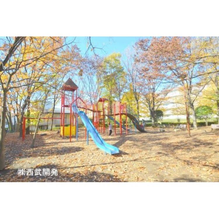館近隣公園(約670m)