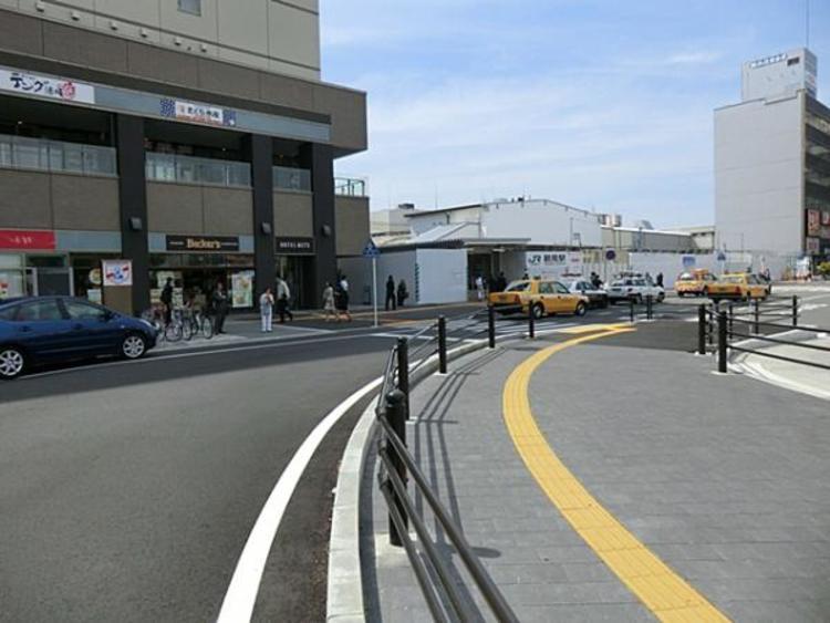 JR鶴見駅