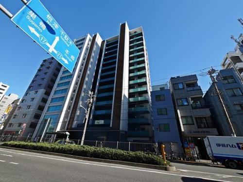 シティハウス文京千石駅前の画像