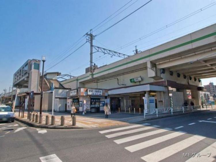 JR三郷駅