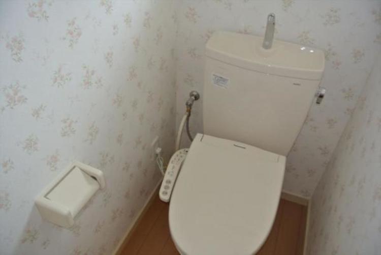 〇トイレ。