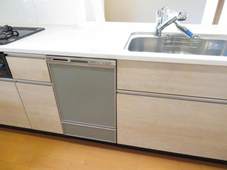 キッチンには食洗機付き