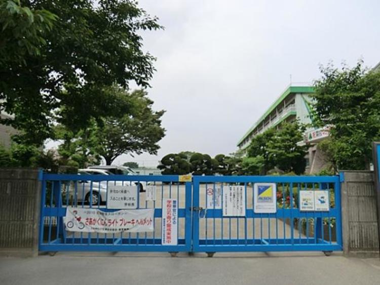 戸田市立笹目東小学校1090m