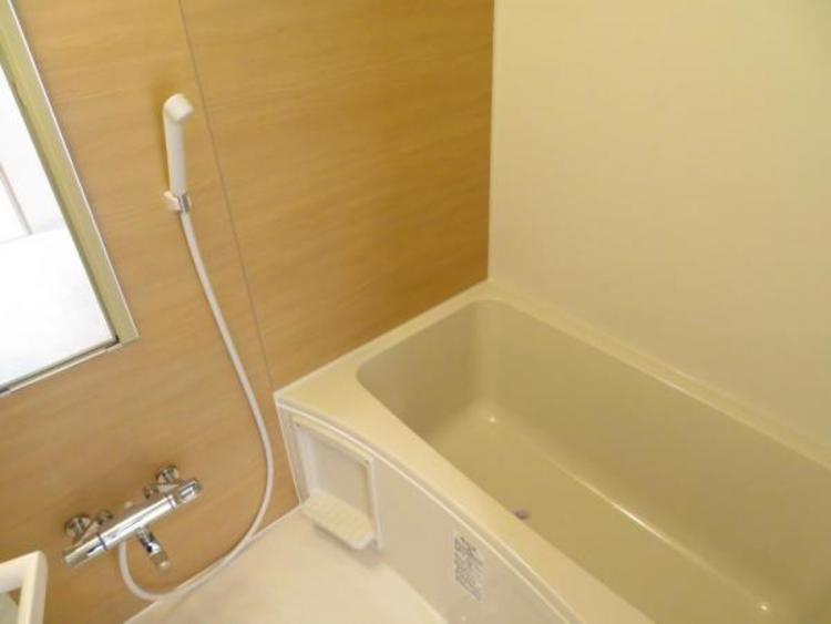 浴室でリラクゼーションタイム