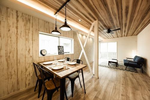 横浜・片倉町リノベーション住宅の画像