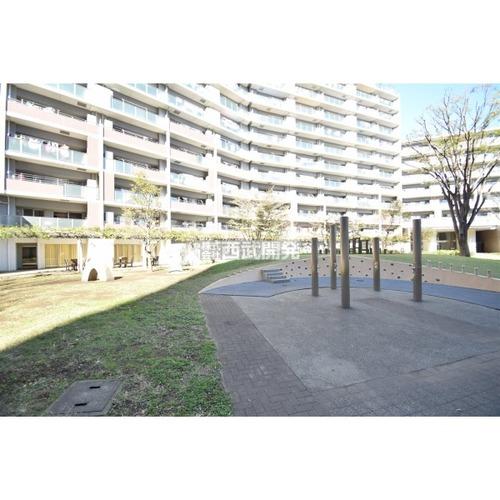パークウエスト東京イーストブロックF棟の画像