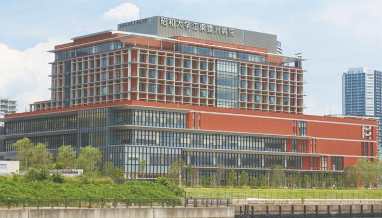 昭和大学病院まで1700m。近くに病院があると、万が一の事態にも備えられます。