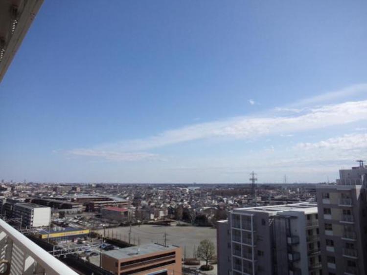 〇11階からの開放的な眺望をお楽しみいただけます!