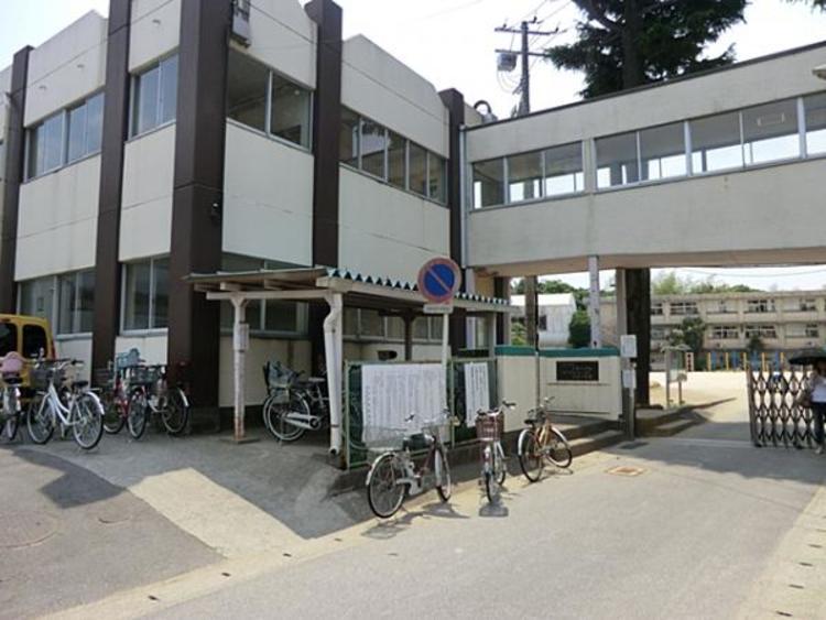 松戸市立小金小学校 850m