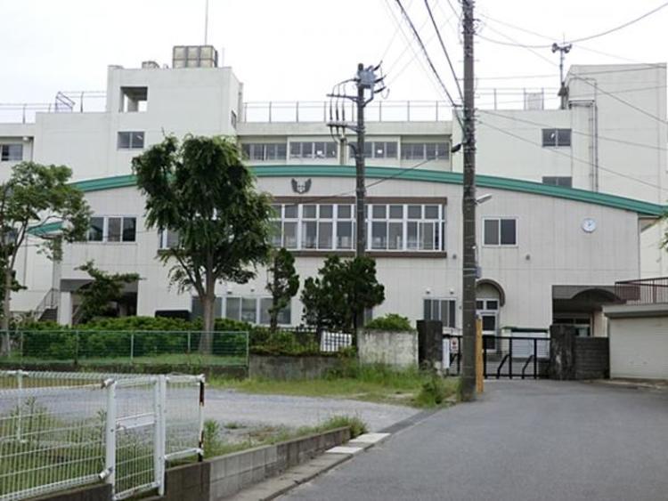 松戸市立小金南中学校 500m