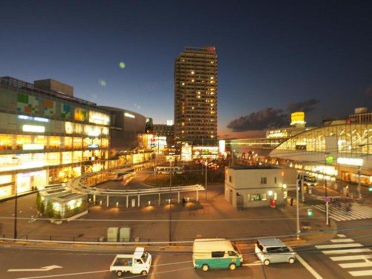 武蔵小金井駅まで1620m