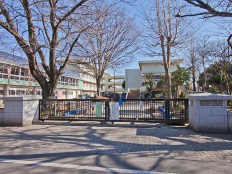 所沢市立伸栄小学校640m