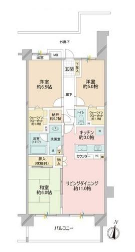 アイムふじみ野西二番館の物件画像