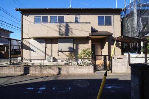 川越市下赤坂 中古戸建の物件画像