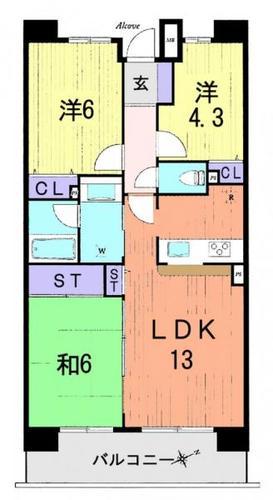 コスモ朝霞台フォレストの画像