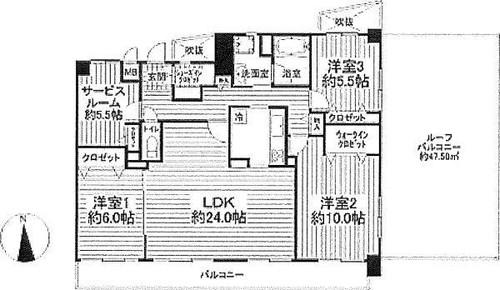 コスモ戸塚ルミネンスの物件画像