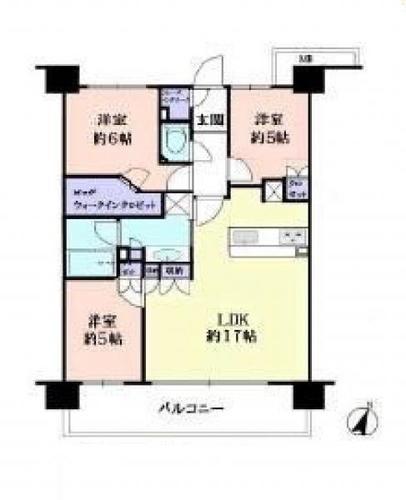 ヴェレーナユーカリが丘 佐倉市中志津2丁目 2階の物件画像