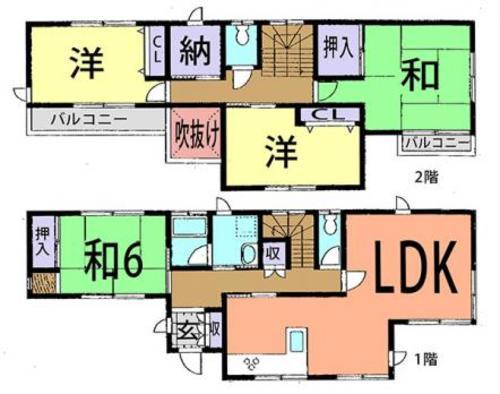 八千代市大和田新田 一戸建ての画像