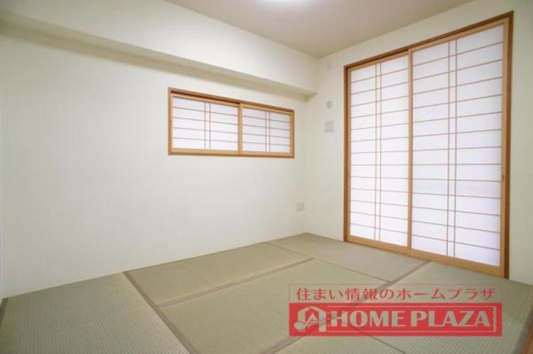 一部屋あると嬉しい和室は客間としても便利です!