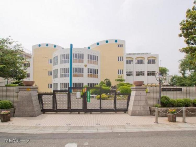 さいたま市立浦和別所小学校837m