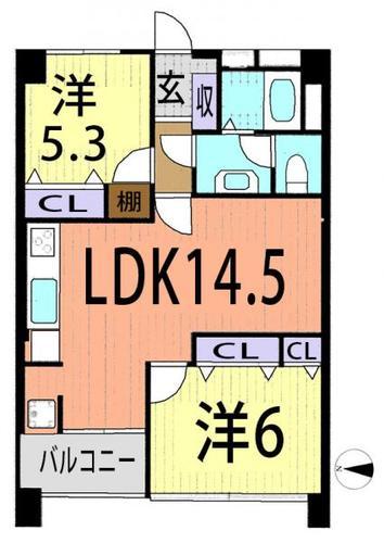 豊玉南住宅の物件画像