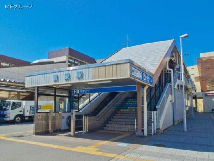 JR鴻巣駅 160m