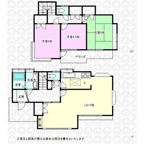 所沢市大字下安松 中古一戸建ての物件画像