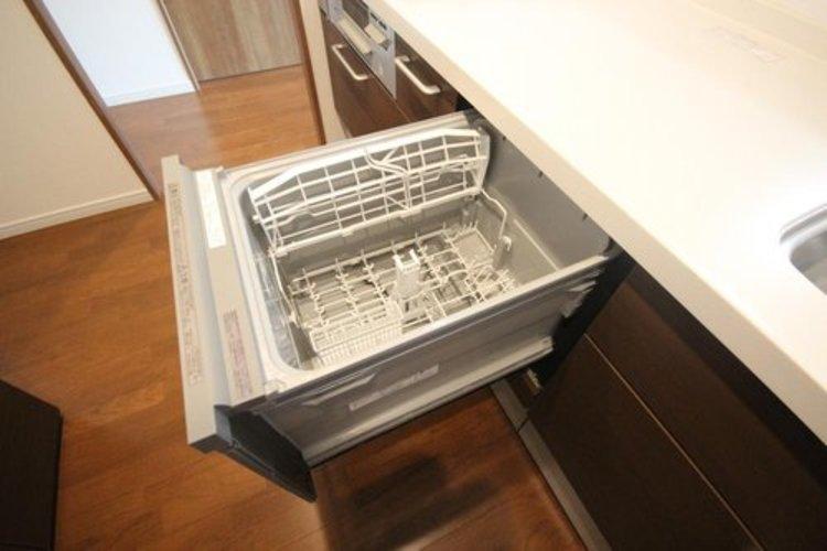 家事のお手伝いをしてくれる食洗機☆家事の時短や節水に役立ちます☆