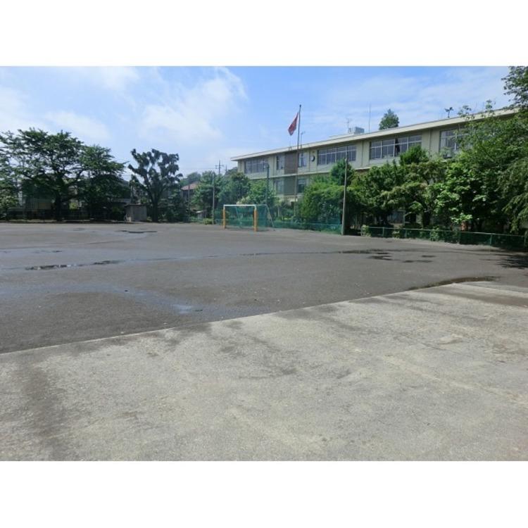小平第二小学校(約1100m)