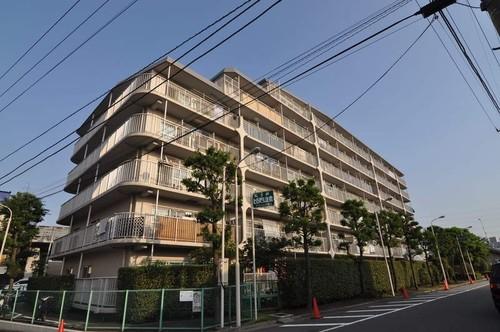 マンハイム大倉山の物件画像