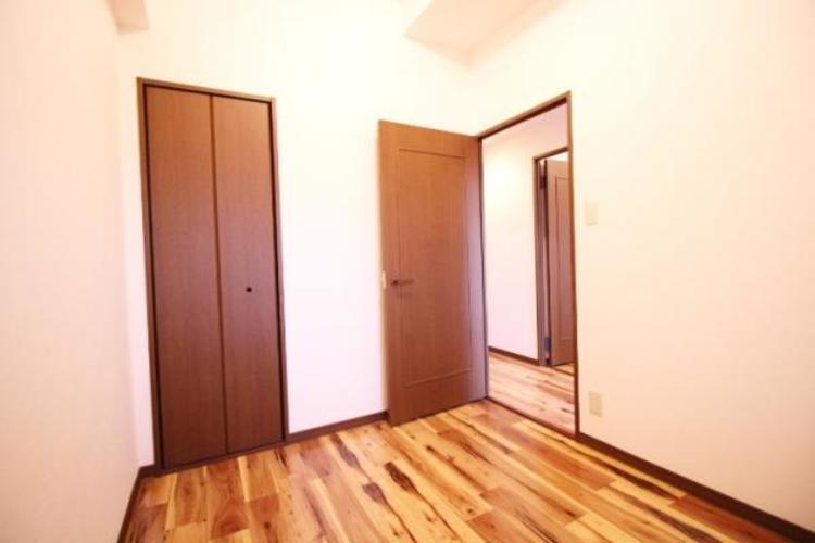 4.1帖のお部屋。子ども部屋にぴったりの広さ。