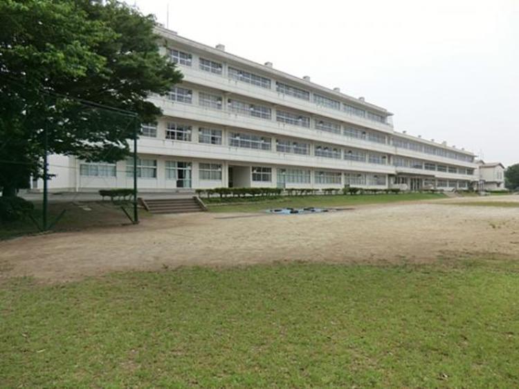 野田市立岩名中学校620m