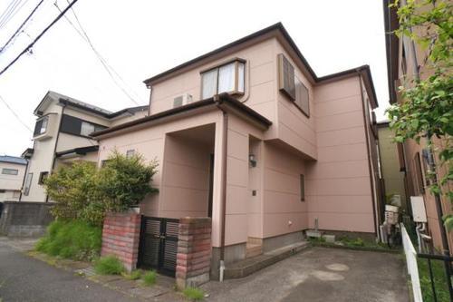 春日部市本田町 中古住宅の物件画像