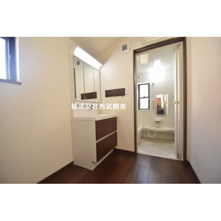 2階 洗面室