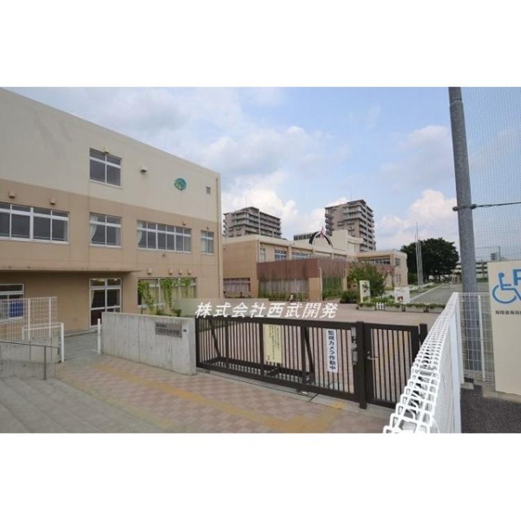 富士見市立つるせ台小学校(約320m)