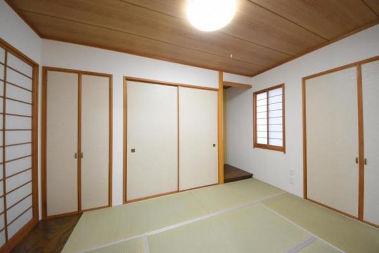 1階 和室6帖