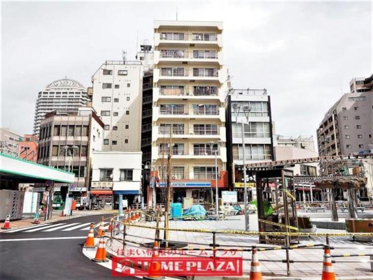 3路線3駅利用可能!板橋駅前トータリーに建っていて、通勤・通学に便利です。