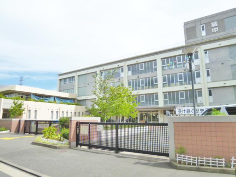 川崎市立橘中学校 距離1000m