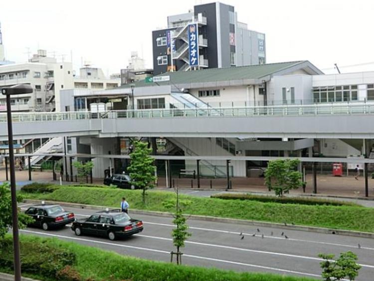 JR南柏駅 1200m