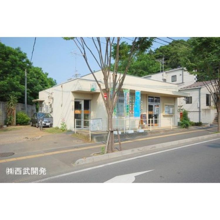 新座団地郵便局(約230m)