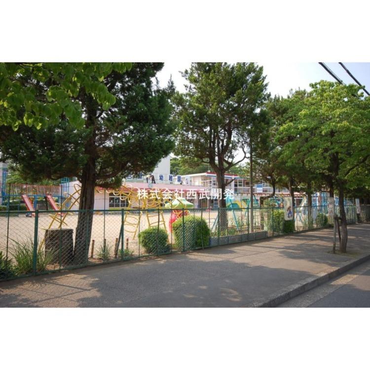 第二新座幼稚園(約700m)